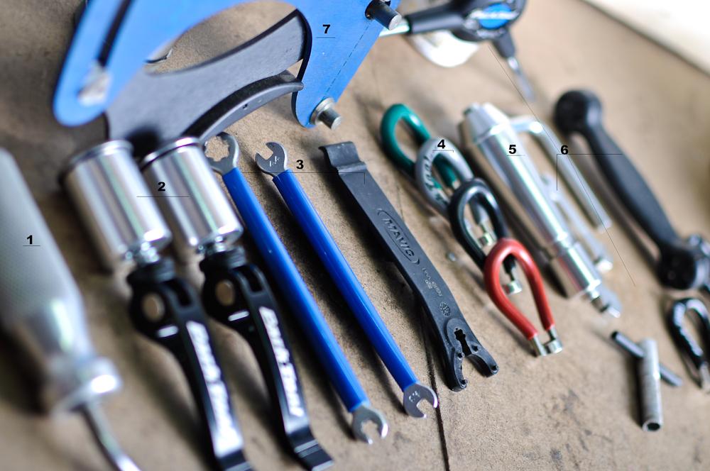 Wheel Tools